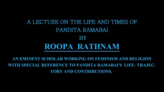 roopa intro