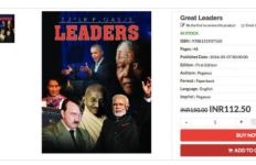 Publisher slammed as Hitler appears in ′great leaders′ book News DW 17 03 2018