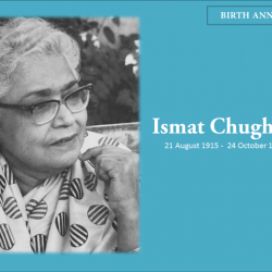 Ismat Chughtai Indian writer