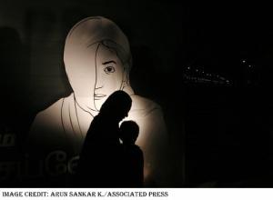Credit: Arun Sankar K./Associated Press