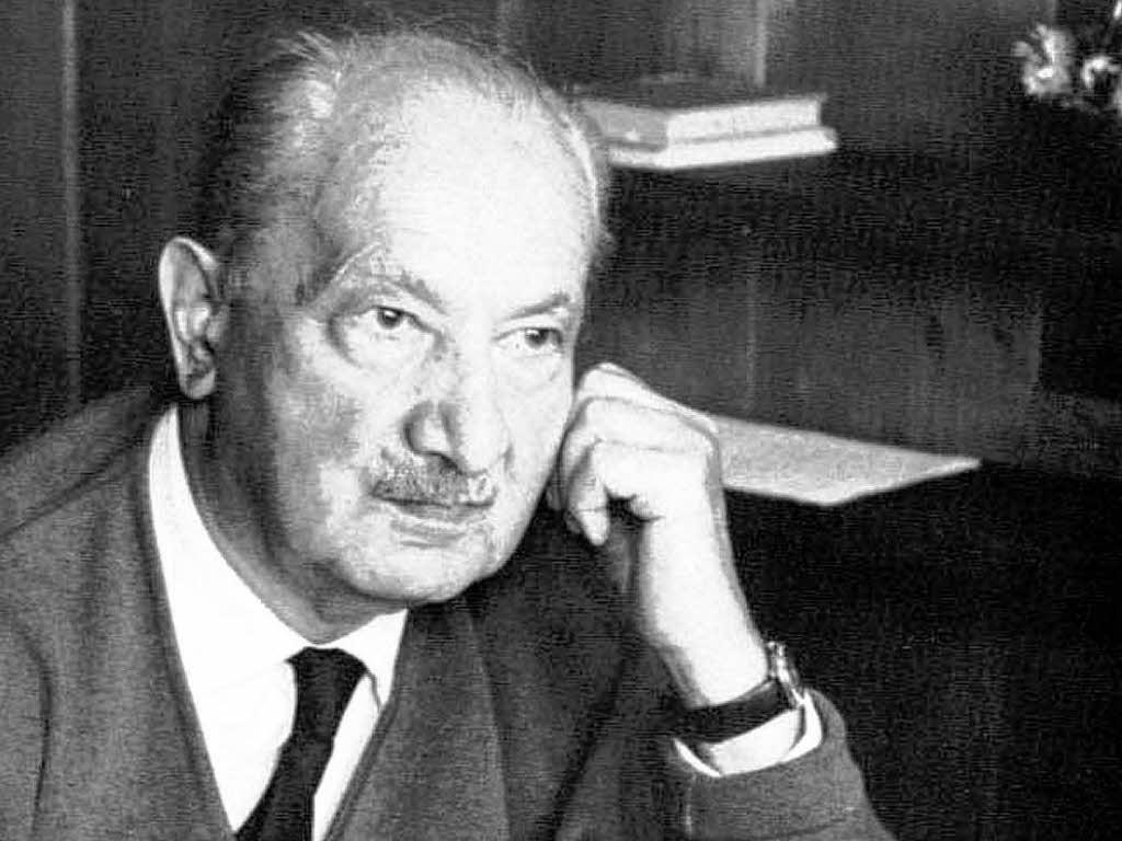 Αποτέλεσμα εικόνας για Heidegger