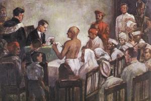 GandhijisCourtTrial1922