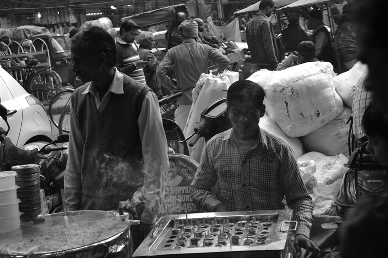 Photo : Vikash Sharma /the new leam