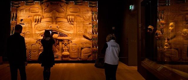 Audain Art Museum, Whistler. Photo by Justa Jeskova.