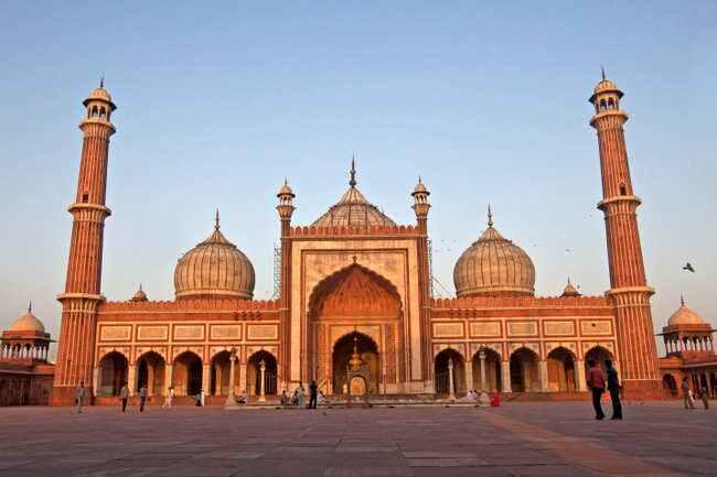 Jama Masjid, Delhi [File Photo]