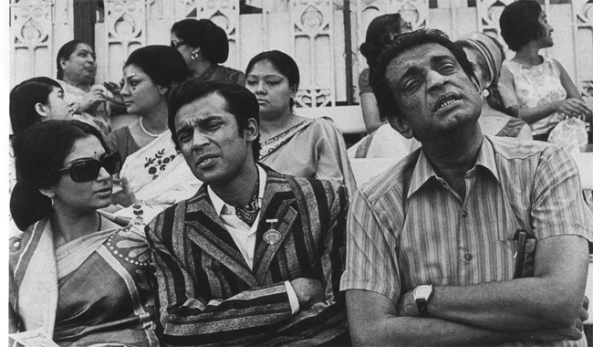 A Tribute to Auteur Satyajit Ray on His 99th Birth Anniversary   The New  Leam