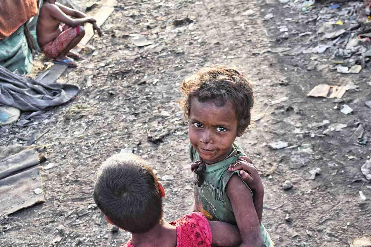 MALNUTRITION Indian children